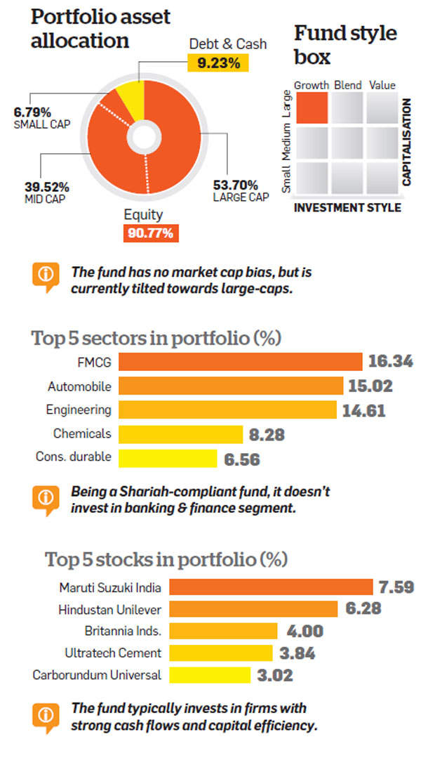 Tata Ethical Fund: An inconsistent performer