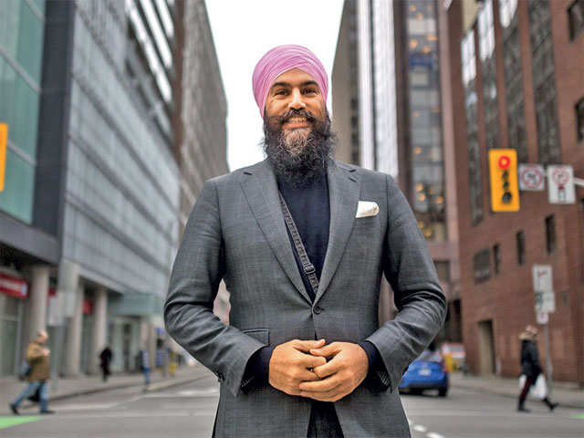 Sikh political power shows in the West
