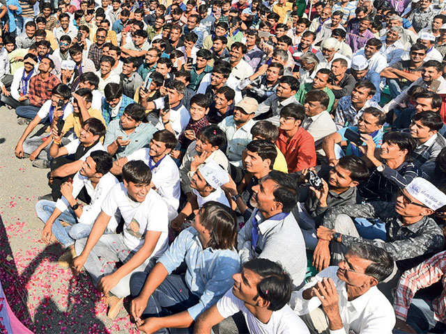 View: 2017 Gujarat election is all about youth power who rallied against BJP