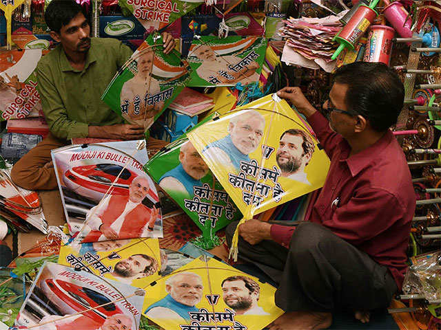 Wishing India a happy Gujarat: The defining images of the great election festival