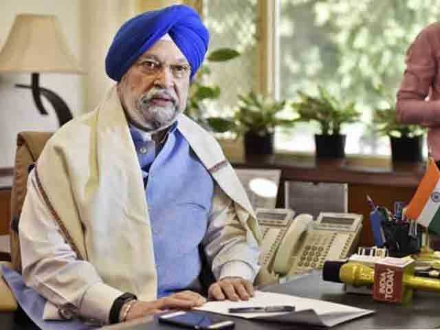 We must have tall buildings in all cities: Hardeep Singh Puri