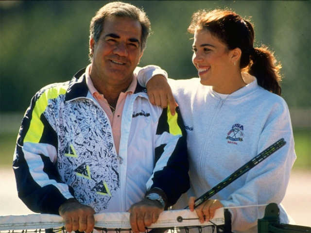When tennis stars Jelena Dokic, Steffi Graff were abused by their fathers