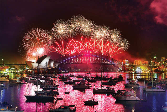 Adios, 2017! Ring in 2018 at the best destinations for New Year celebrations