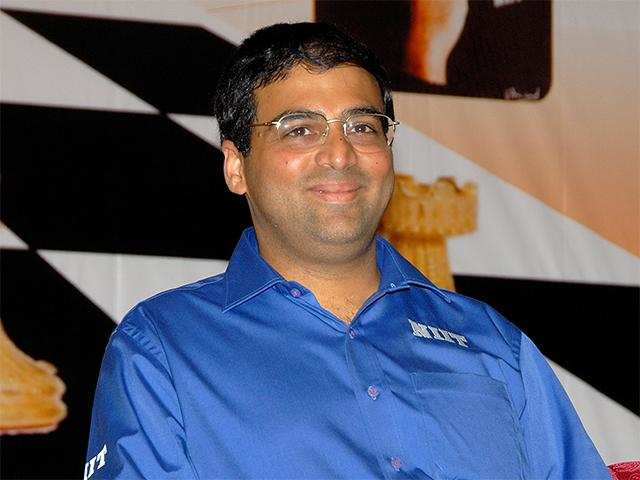 Viswanathan Anand thinks World Chess Championship's 'pawnographic' logo will get attention