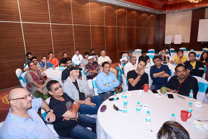 Javed Akhtar brings music fraternity together to create brand new IPRS