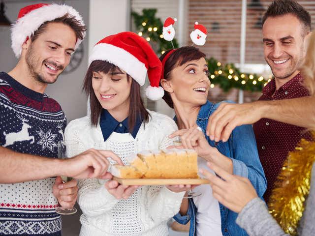 'Tis the time to strike a balance at work this festive season: Handshakes, Santa's stocking