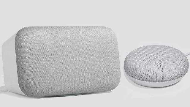 Google is strengthening its hand in the home assistant category by introducing a more affordable Google Home Mini. A straightforward Amazon Echo Dot competitor it is priced at $49 On the other hand Google Home Max is a larger and more advanced version