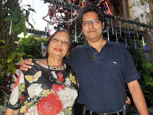 A 65-feet tall tree, over 10,000 lights, and a last wish: Mumbai's Christmas story
