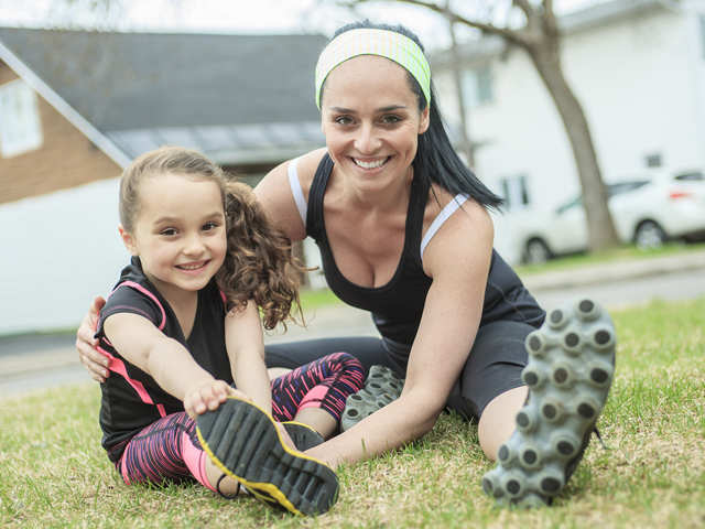 No couch potatoes: Personal trainers to help children focus on fitness