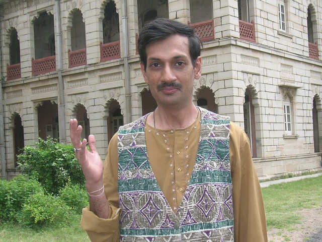 Gujarat's gay royal Manvendra Singh Gohil plans to convert palace into LGBTQ centre