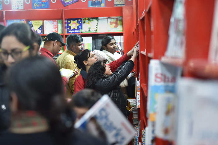 Pakistani publisher fails to attend the New Delhi World Book Fair