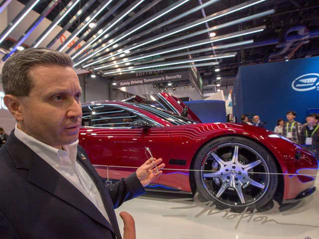 CES 2018: Fisker EMotion unveiled at $129,000 to take on Tesla Model S