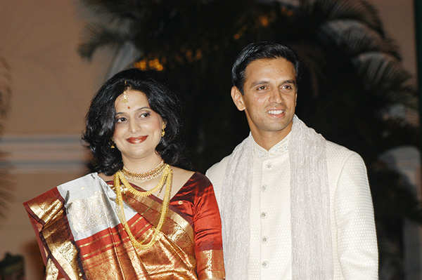 Happy birthday,​ Rahul Dravid! Some interesting facts about 'The Wall'