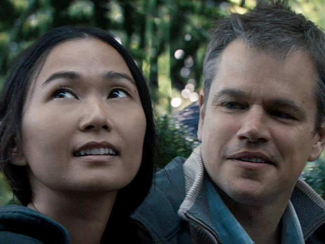 'Downsizing' review: Matt Damon's character is the most reluctant hero in the history of cinema