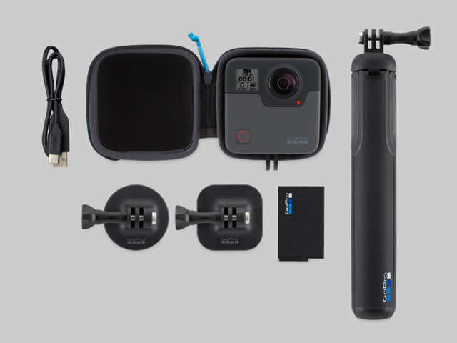 GoPro unveils 'Mobile OverCapture' for Fusion 360 camera