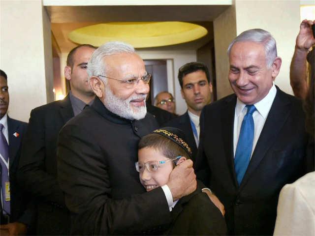 9 years after devastating 26/11 carnage'Baby Moshe returns to Mumbai
