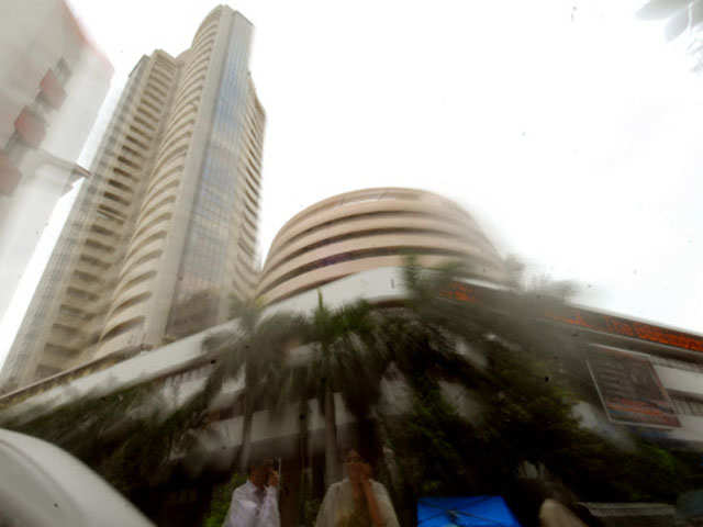 Watch: Sensex hits 35,000-mark for first time
