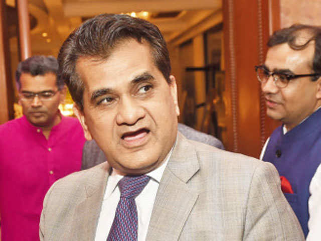 Physical banks will be irrelevant in next 3 years in India: Amitabh Kant thumbnail