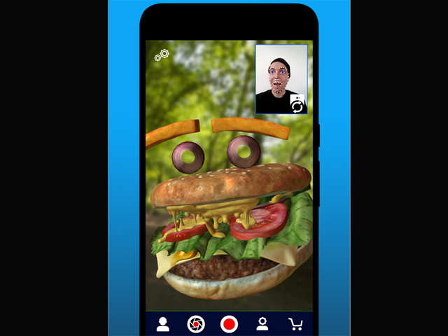 The FaceRig app lets you create an Animoji without the expensive iPhone X