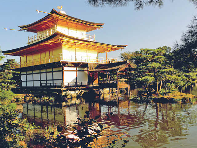 Kyoto, the ancient capital of Japan, is a dizzying collection of paradoxes