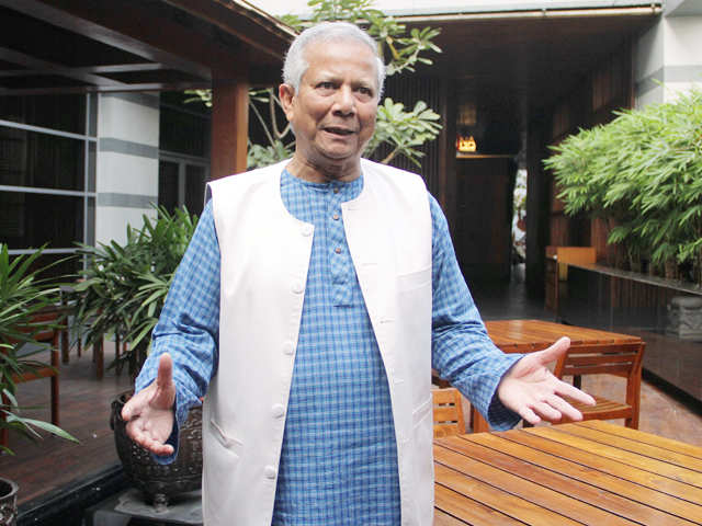 By 2050, machine learning and AI will outsmart humans: Nobel laureate Muhammad Yunus