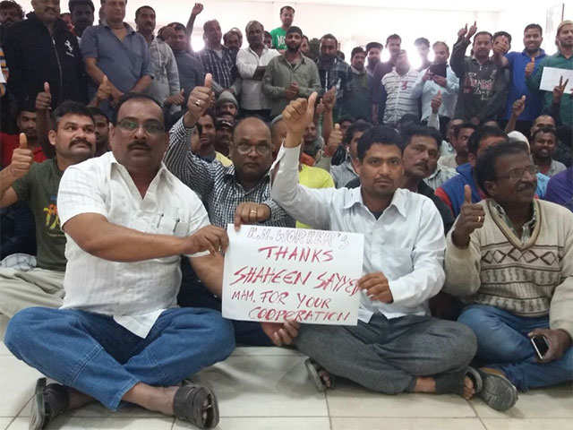 Kuwait announces amnesty, big relief for thousands of Indian workers thumbnail