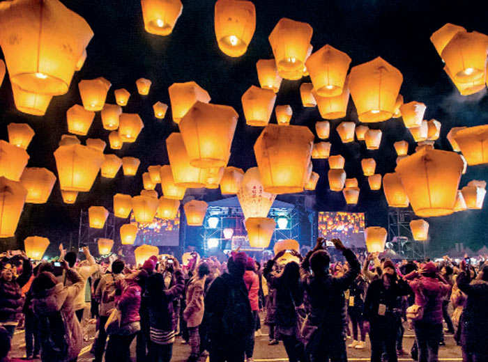 From Nashik's SulaFest to Taiwan's Lantern Festival, don't miss the spirit of art and culture