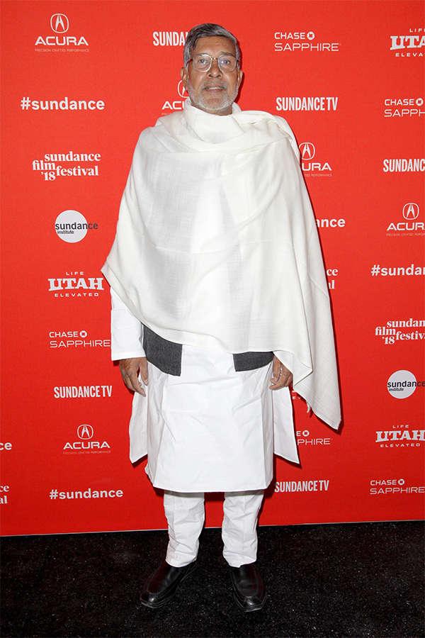 Film based on Kailash Satyarthi wins top honour at Sundance Festival