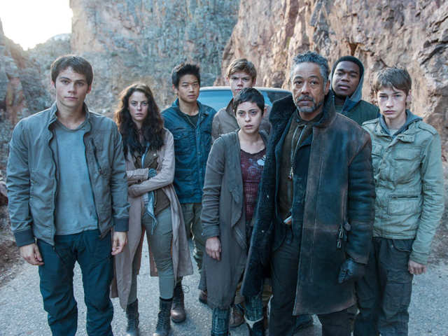 Maze Runner The Dead Cure review- Fans of the series will love