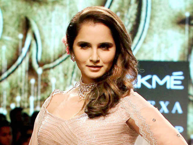 Sania Mirza to be off court, plans a two-month break after knee injury
