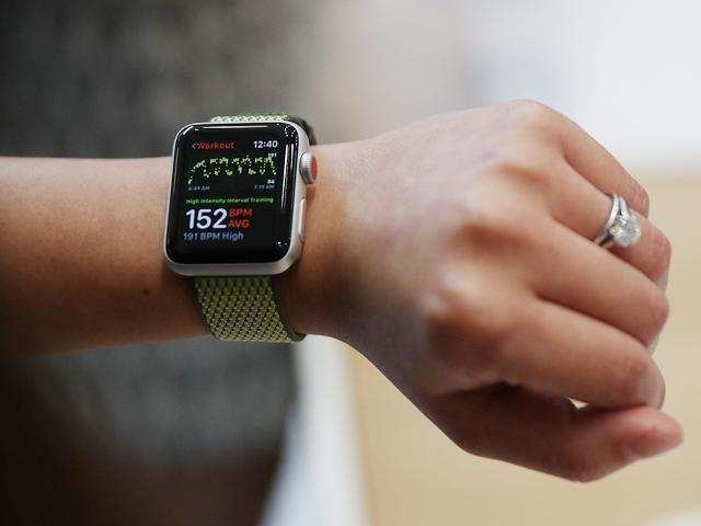Tim Cook wants Apple Watch users to take part in a 'Heart Survey'