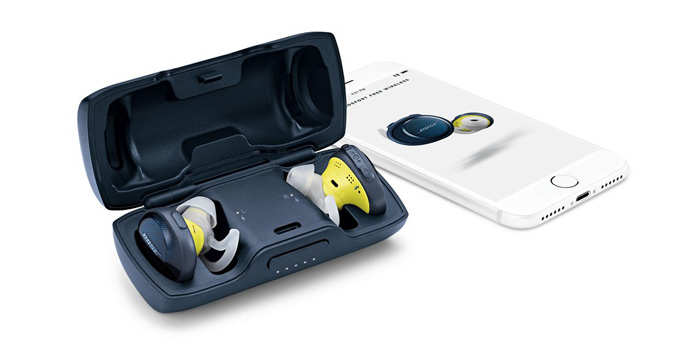 Bose 'SoundSport Free' earphone to deliver up to five hours of music at Rs 18,990