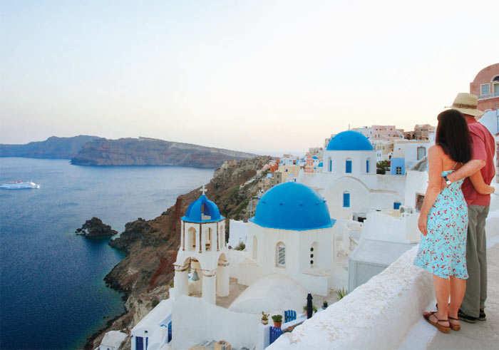 Celebrate Love And Adventure Take Romantic Trip To Greece - Trip to greece
