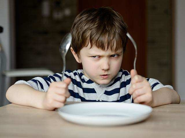 People undergo changed behaviour when hungry and begin to behave in peculiar and unpredictable ways.