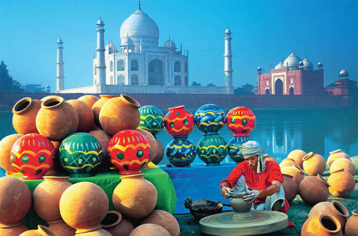 Traveller's diary: St Patrick's Day Fest in Ireland or Taj Mahotsav in India, what's your pick