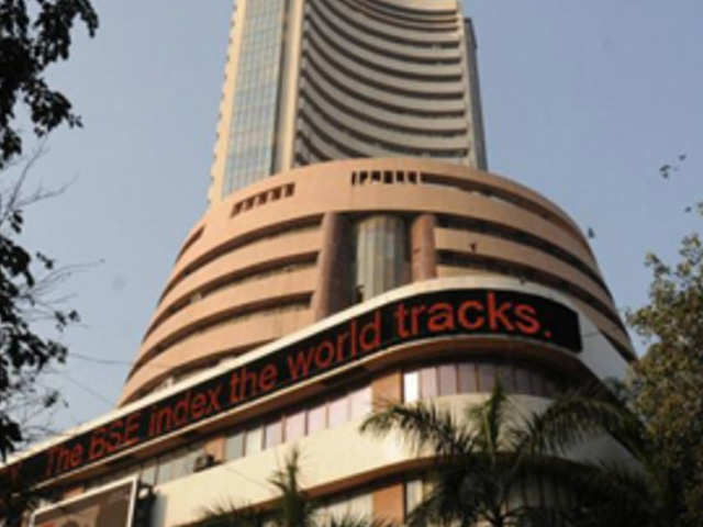 Sensex tanks 287 pts, but holds above 34,000; Nifty hits 1-month low