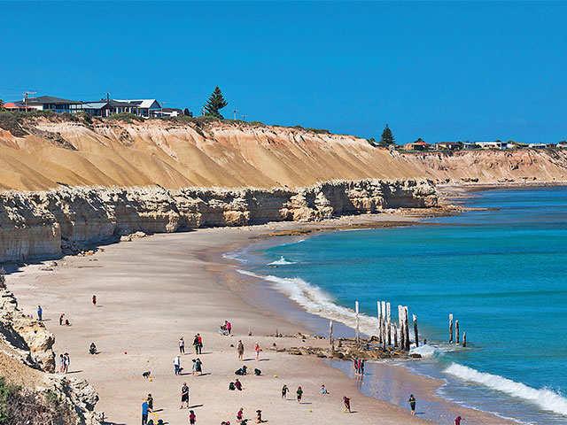 Australia's Fleurieu Peninsula: A glorious stretch of golden beaches and vineyards