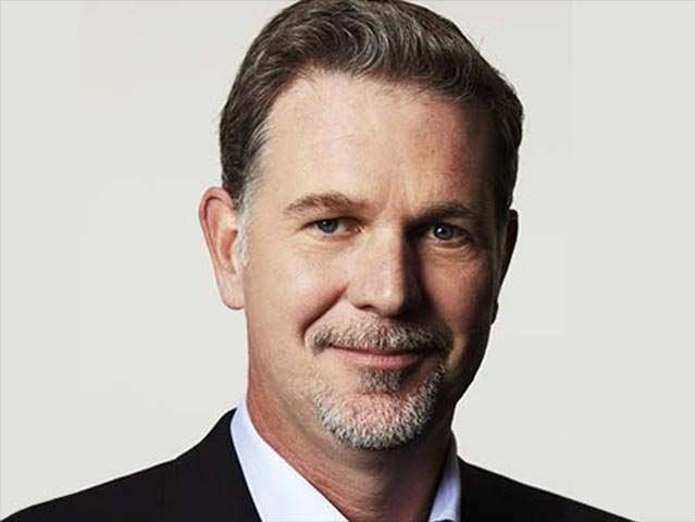 Netflix's next 100-m users from India: Reed Hastings, Chairman, Netflix thumbnail