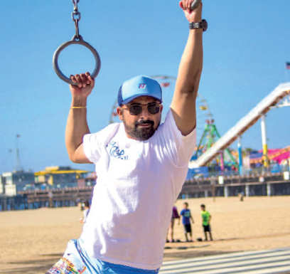 Rannvijay Singh's guide to making the most of Santa Monica
