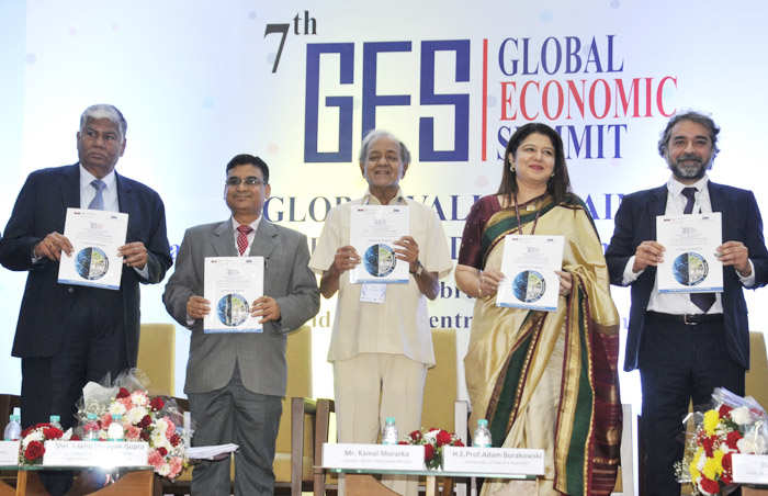 Trade takes centre stage: Global Economic Summit brings together 350 delegates from 30 nations