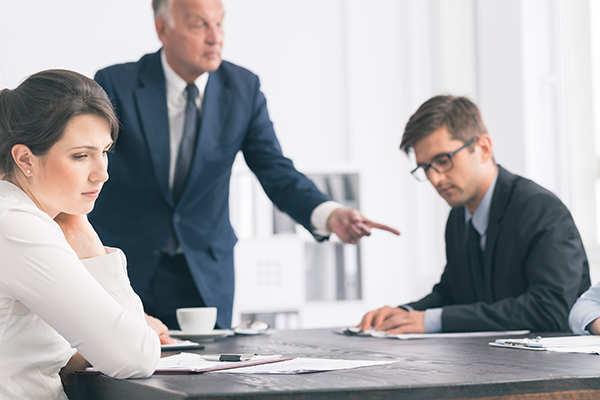 Facing backlash at work? Address the negativity, don't lash out