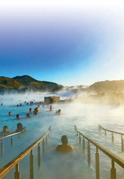Soak in the Dead Sea or walk the calcite cliff in Turkey, here are the best wellness getaways