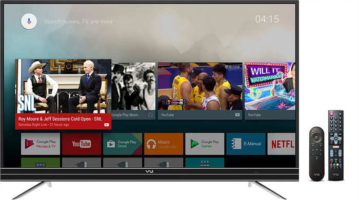 Vu 49-inch Android UHD TV review: Vu 49-inch Android UHD TV review