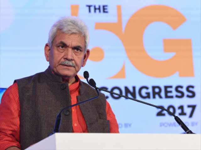 Financial grant approved for 5G test bed project by IITs, IISc: Manoj Sinha thumbnail