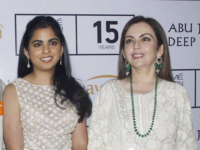 Isha Ambani's balancing Stanford act: MBA classes, also teaching at nursery