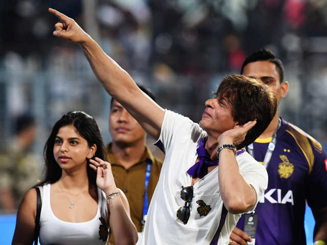 Shah Rukh Khan wants his son AbRam to play hockey for India