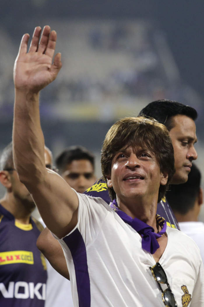 Shah Rukh Khan wants AbRam to play hockey, represent India