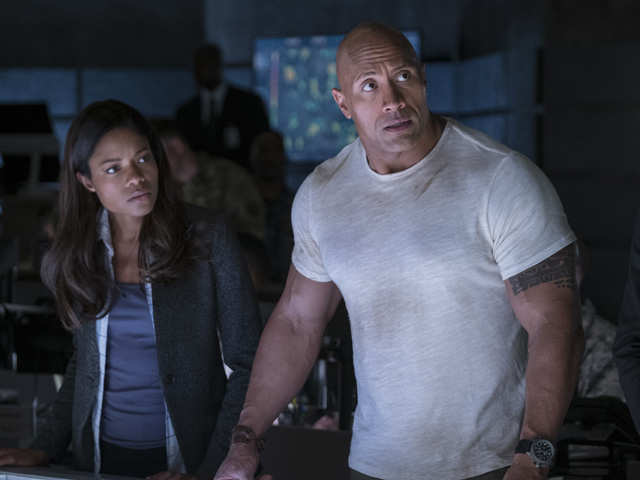 'Rampage' review: A break from the usual end-of-the-world movies