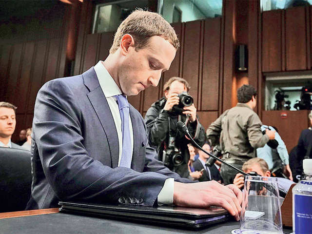 Why Zuckerberg can't be expected to suddenly go soft on mining or selling users' data