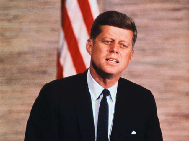 Personal diary of JFK's White House nanny auctioned for over $3,000
